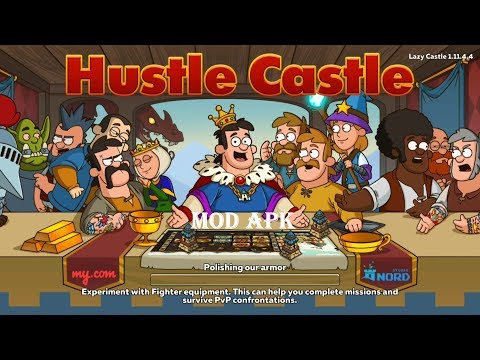 Hustle Castle Fantasy Kingdom MOD APK 1.11.4.4 Latest 2019