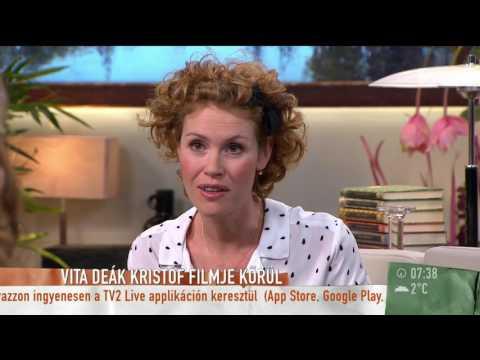 Réz András: ˝Fontos és tisztességes film a Mindenki˝ - tv2.hu/mokka