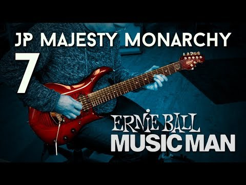 Music Man Monarchy Majesty 7 - I Want To Hate It, But I Can't!