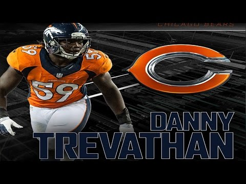 BREAKING NEWS!! Danny Trevathan Signed By Chicago Bears! Reaction!