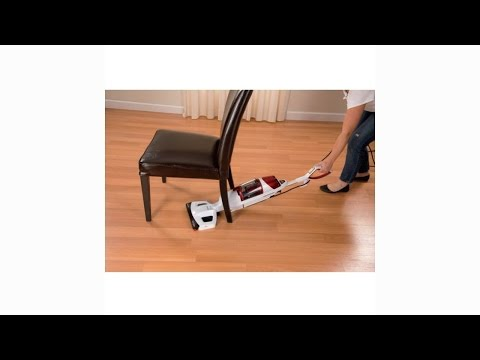 BISSELL Vac and Steam 2-in-1 Vacuum Cleaner - White/Red