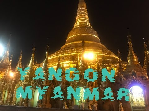 Yangon Myanmar(Burma)Travel Film
