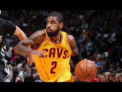 Kyrie Irving's Best Plays From Every Game of the 2016-17 Season