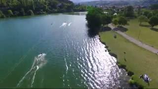 vidéo du lac de condrieu (69) DJI Phantom 3 Advanced