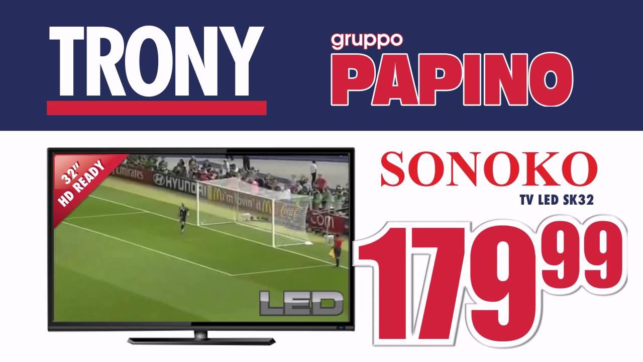 TRONY Gruppo PAPINO - Qualità più alta, prezzi più bassi! - YouTube