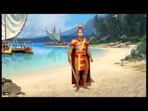 Civilization V - Polynesia - Paradise Found
