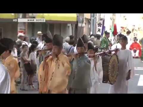 The Many Festivals Of Japan © Japanology Plus 祭