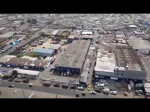 Liberia-  Enjoy views over Monrovia