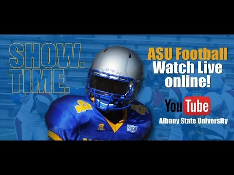 College Football: Albany State vs. West Georgia