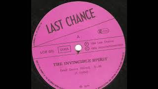 The Invincible Spirit - Devil Dance (Wired) (A)
