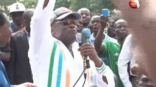 Chaos as CORD leaders stage anti-IEBC demos