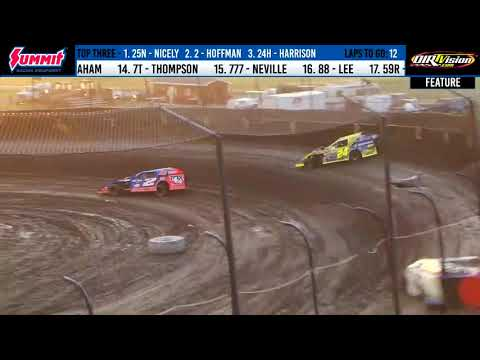 DIRTcar Summer Nationals Modifieds Macon Speedway July 4, 2019 | HIGHLIGHTS