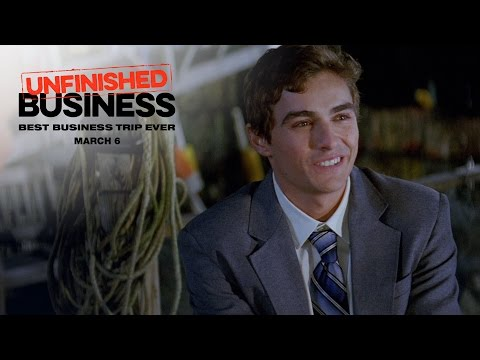 "Unfinished Business | ""Unstoppable"" TV Commercial [HD] 