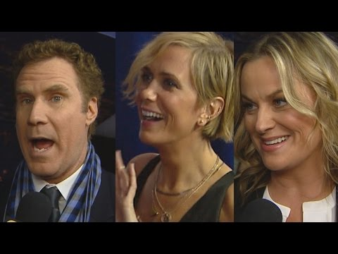Will Ferrell, Amy Poehler, Kristen Wiig and More Celebrate