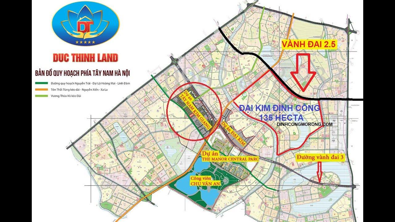 DucthinhLand Dự án Đại Kim Định Công 2019
