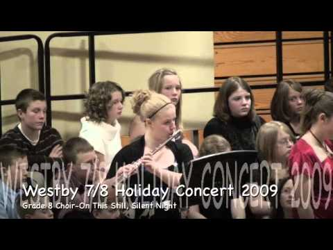Westby WI Grade 7& 8 Holiday Concert 2009