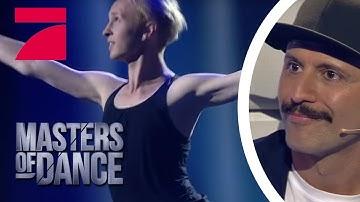 Sensationelles Ballett: Überzeugt Damian mit seiner Performance? | Masters of Dance | ProSieben