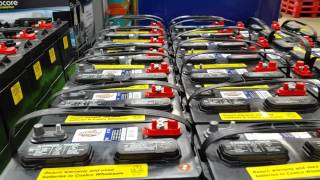 Costco Golf Cart Batteries Solar Power Storage