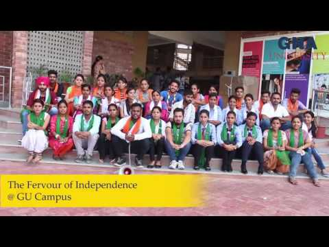 The Fervour of Independence @ GU Campus