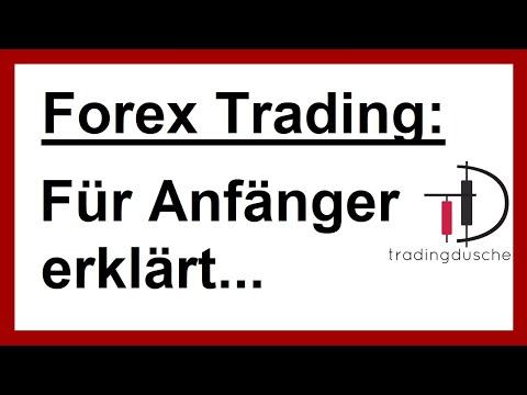 Forex Trading deutsch - Einfach für Anfänger erklärt