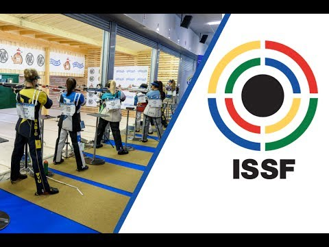 10m Air Rifle Women Final - 2017 ISSF Junior World Championship Rifle/Pistol in Suhl (GER)