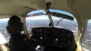 Piper Warrior II N8119H | Flight to Providence T.F. Green Airport