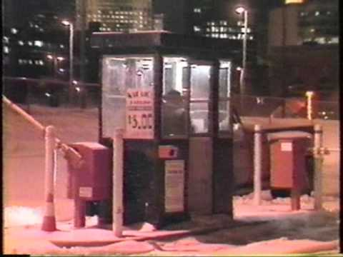 WJW-TV8 Cleveland - Blizzard of Jan., 1994 - part 1 of 3!