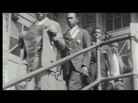 Black Wall Street~Vintage Footage~ Massacre in Tulsa OK 1921, Historical Black Town
