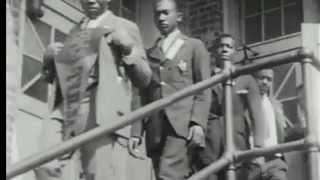 Black Wall Street~Vintage Footage~ Massacre in Tulsa OK 1921, Historical Black Town