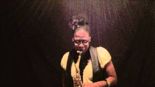 Gospel Sax Cover Total Praise: By Richard Smallwood