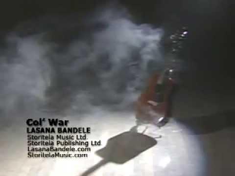 Col' War (Reggae) by Lasana Bandelé