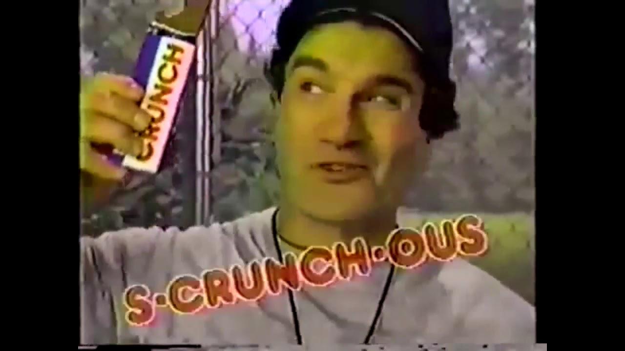 1984 NESTLE CRUNCH MEME - YouTube