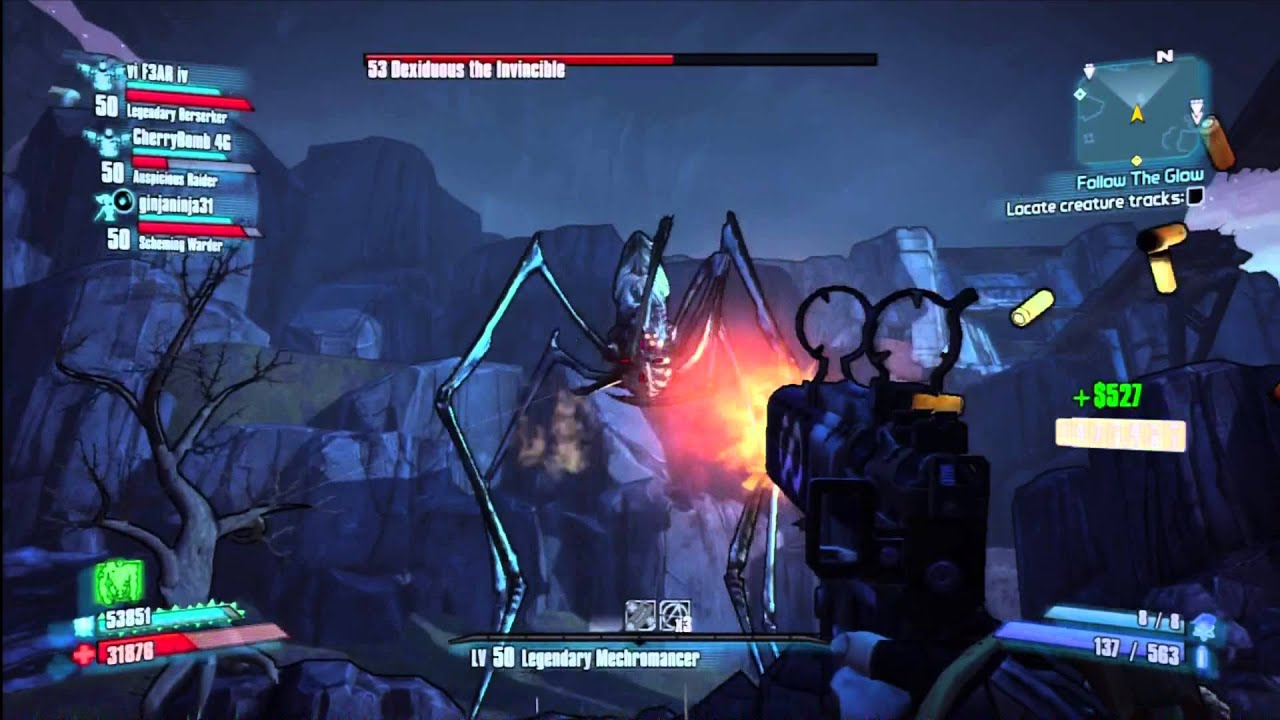 Borderlands 2 Matchmaking issue