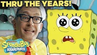 Krusty Krab Timeline! ⏰ Every Year SpongeBob Worked at the Krusty Krab