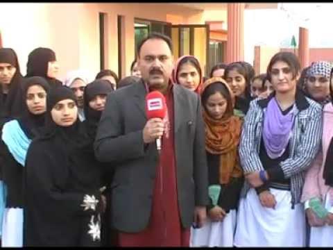 Grils College Kotli lohara. Dr Shamas Javaid  Dunya News  Sialkot