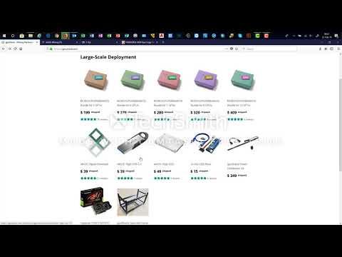 Cómo comprar e instalar EthOS de forma lenta