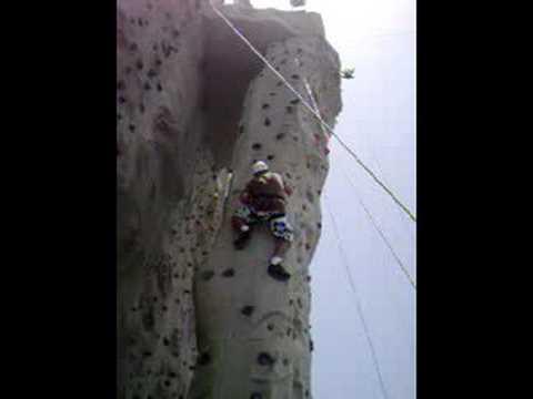 Nelson Rock Climbing