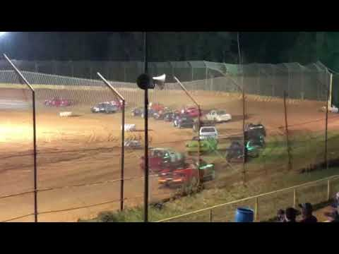 Eco Stocks 105 speedway 3-10-18 part 1
