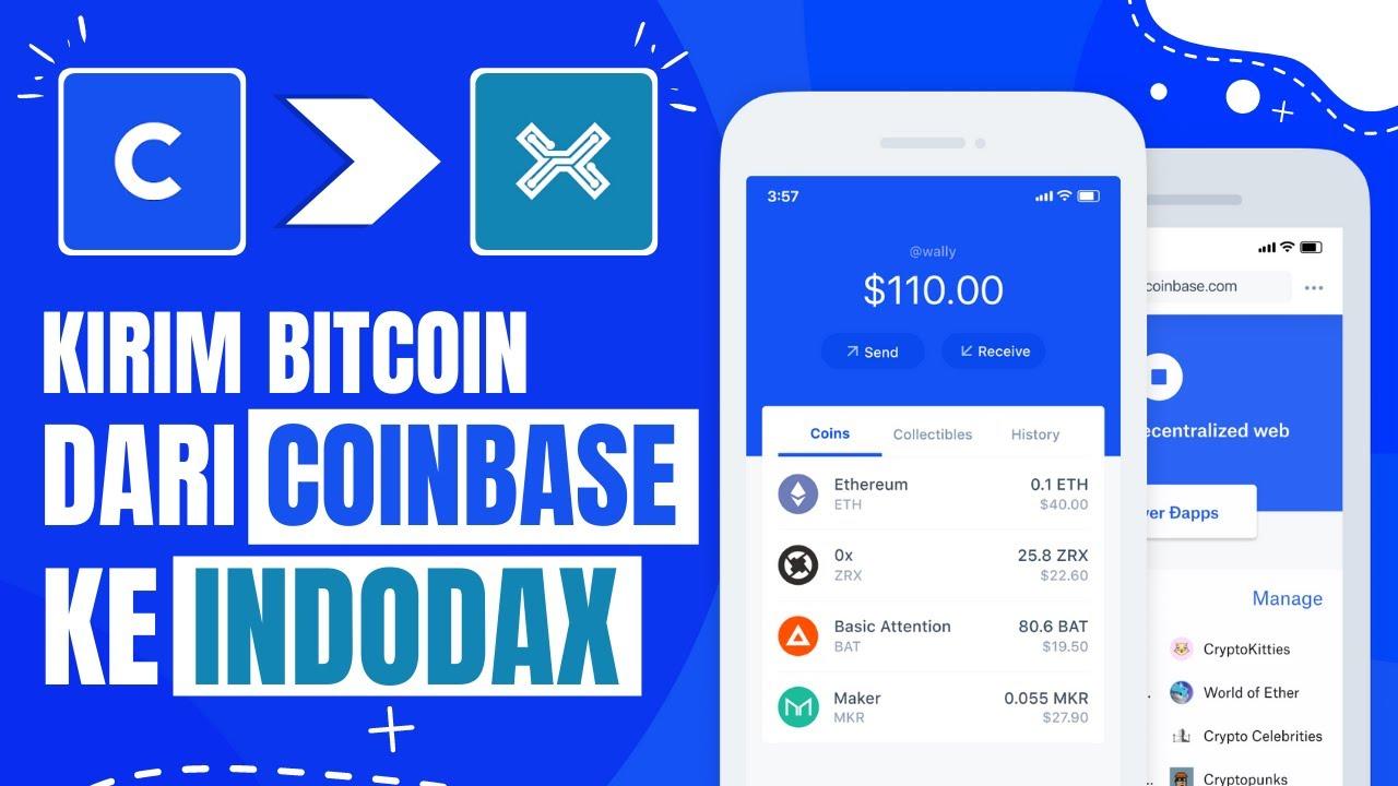 invio di bitcoin da coinbase al mercato dei sogni)