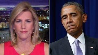 Ingraham blasts Obama