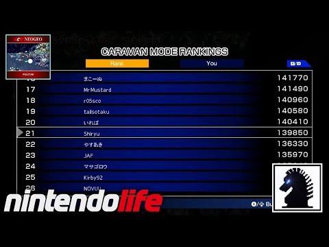 NS Pulstar - Nintendo Life Caravan Shooting Challenge #1 |
