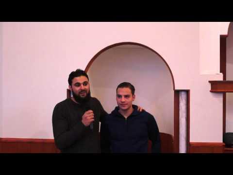 shahada van broeder Aytan