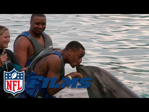 2016 NFL Pro Bowl: Having Fun Surfing, Riding Dolphins & MORE!  | NFL Rush | NFL Films