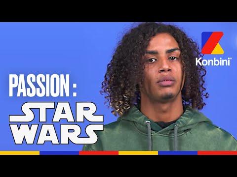 Youtube: Luv Resval:«je suis un petit padawan du rap» (mais il aime Palpatine)   Passion Star Wars