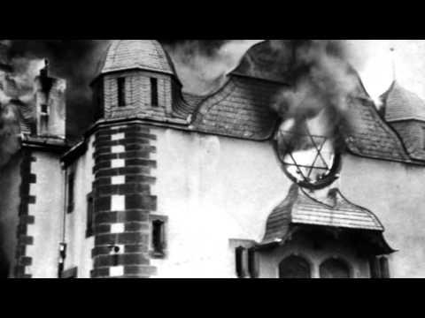 Kristallnacht: Night Of Broken Glass