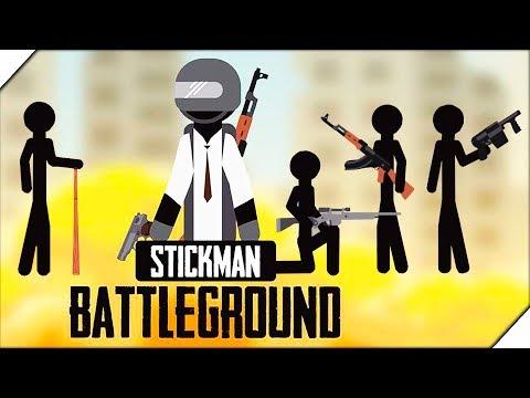 ПУБГ СО СТИКМЕНАМИ. ТОП 1 - Игра Last Stickman: Battle Royale. Игры андроид