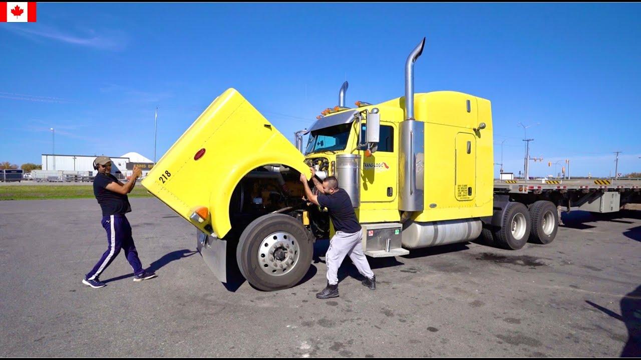 Download PETERBILT Ke ENGINE Mei Aayi PROBLEM   Canada Truck Driver