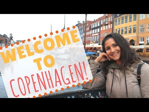 I'M IN DENMARK! | Copenhagen Adventures |  Travel Vlog!