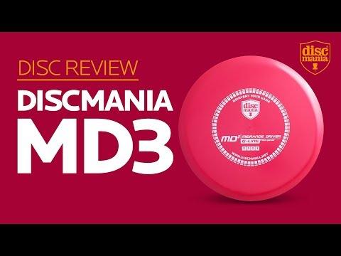 Discmania MD3 (Midrange Driver) Golf Disc Review