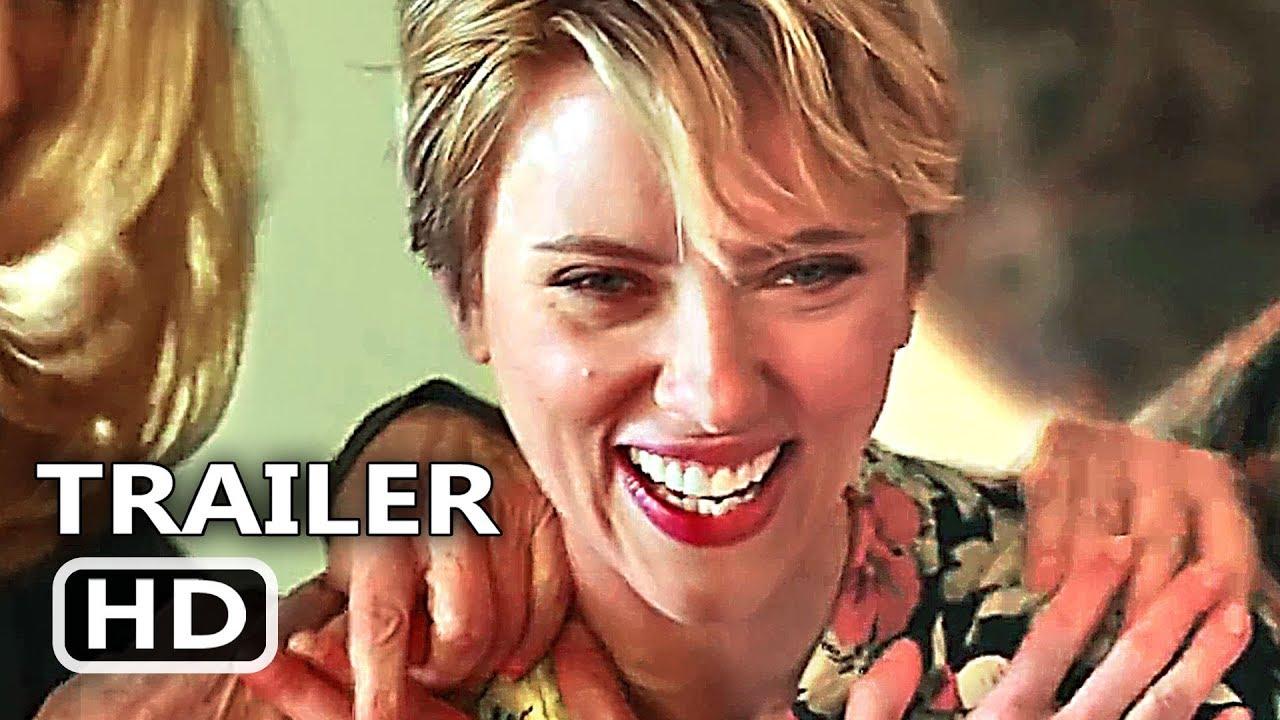 Marriage Story Official Trailer 2019 Scarlett Johansson
